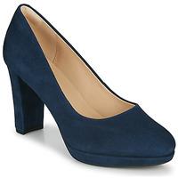 Topánky Ženy Lodičky Clarks KENDRA SIENNA Modrá
