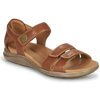 Topánky Ženy Sandále Clarks KYLYN STRAP Béžová