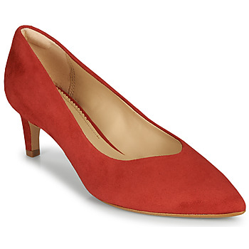 Topánky Ženy Lodičky Clarks LAINA55 COURT2 Červená