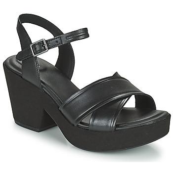 Topánky Ženy Sandále Clarks MARITSA70STRAP Čierna