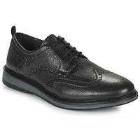 Topánky Muži Derbie Clarks CHANTRY WING Čierna