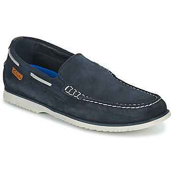 Topánky Muži Námornícke mokasíny Clarks NOONAN STEP Modrá
