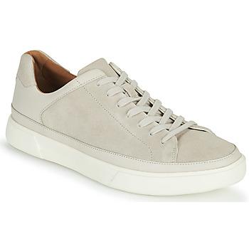 Topánky Muži Nízke tenisky Clarks UN COSTA TIE Biela