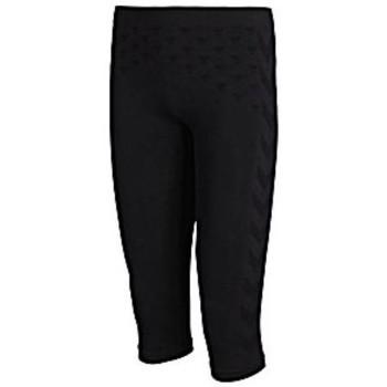 Oblečenie Ženy Súpravy vrchného oblečenia Hummel Collant 3/4 femme  Active Bee noir
