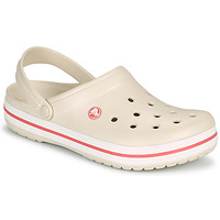 Topánky Ženy Nazuvky Crocs CROCBAND Béžová / Koralová