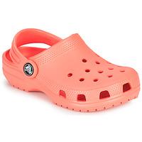 Topánky Deti Nazuvky Crocs CLASSIC CLOG K Oranžová