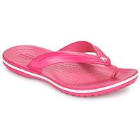 Topánky Deti Žabky Crocs CROCBAND FLIP GS Ružová