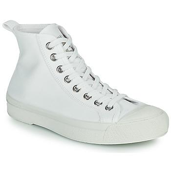 Topánky Ženy Nízke tenisky Bensimon B79 MID Biela