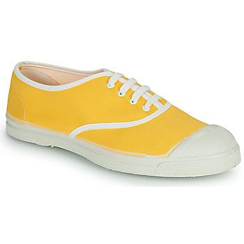 Topánky Ženy Nízke tenisky Bensimon VINTAGE Žltá