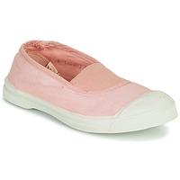 Topánky Dievčatá Nízke tenisky Bensimon TENNIS ELASTIQUE Ružová