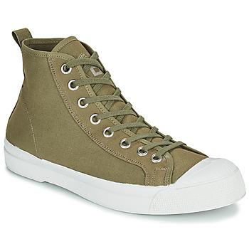 Topánky Muži Nízke tenisky Bensimon B79 MID Kaki