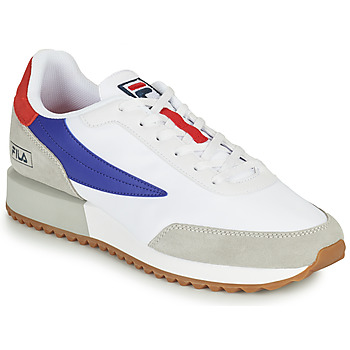 Topánky Muži Nízke tenisky Fila RETRONIQUE Biela / Modrá / Červená