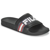 Topánky Muži športové šľapky Fila OCEANO SLIPPER Čierna