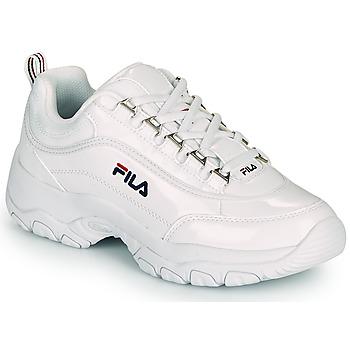 Topánky Ženy Nízke tenisky Fila STRADA F WMN Biela