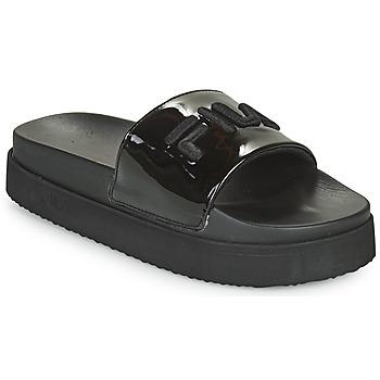 Topánky Ženy športové šľapky Fila MORRO BAY ZEPPA F WMN Čierna