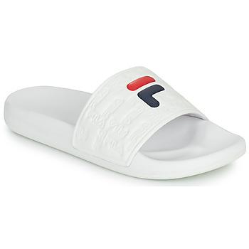 Topánky Ženy športové šľapky Fila BAYWALK SLIPPER WMN Biela
