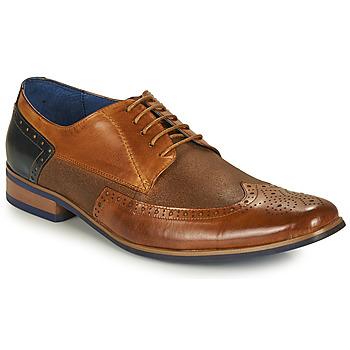 Topánky Muži Derbie Kdopa KAVRITZ Ťavia hnedá