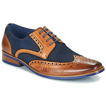 Topánky Muži Derbie Kdopa MANI Ťavia hnedá / Modrá