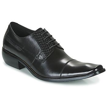 Topánky Muži Derbie Kdopa DRAKE Čierna