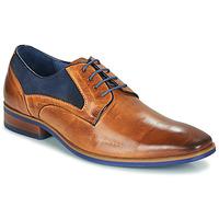 Topánky Muži Derbie Kdopa CONNOR Ťavia hnedá / Modrá