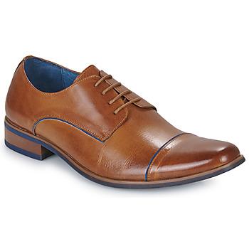 Topánky Muži Derbie Kdopa HAGEN Ťavia hnedá