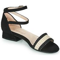 Topánky Ženy Sandále Peter Kaiser PUERTO Čierna