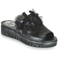 Topánky Ženy Šľapky Papucei ARO Čierna