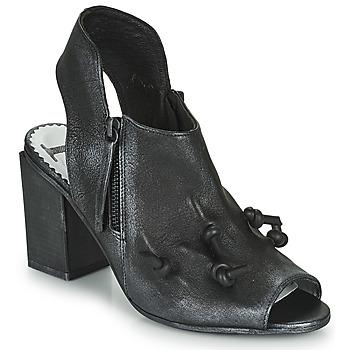 Topánky Ženy Sandále Papucei MARBLE Čierna