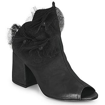 Topánky Ženy Lodičky Papucei MOMA Čierna