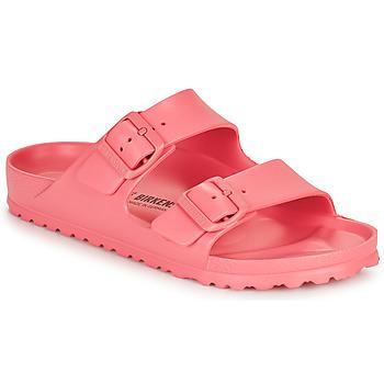 Topánky Ženy Šľapky Birkenstock ARIZONA EVA Ružová
