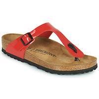 Topánky Ženy Žabky Birkenstock GIZEH Červená