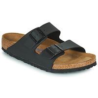 Topánky Muži Šľapky Birkenstock ARIZONA SFB Čierna