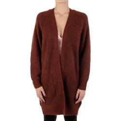 Oblečenie Ženy Cardigany Selected 16074480 Mattone