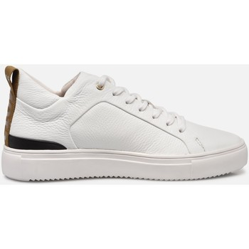 Topánky Deti Nízke tenisky Blackstone Chaussures  UL83 blanc
