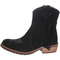 Topánky Dievčatá Polokozačky Carrots TX185 Black