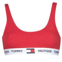 Spodná bielizeň Ženy Športové Tommy Hilfiger BRALETTE Červená