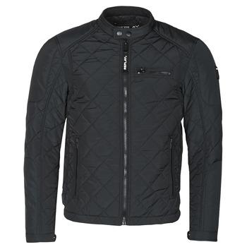 Oblečenie Muži Bundy  Replay  Čierna