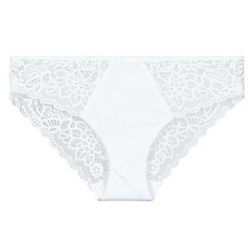 Spodná bielizeň Ženy Klasické nohavičky DIM SUBLIM DENTELLE X2 Čierna