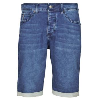 Oblečenie Muži Šortky a bermudy Deeluxe BART Modrá