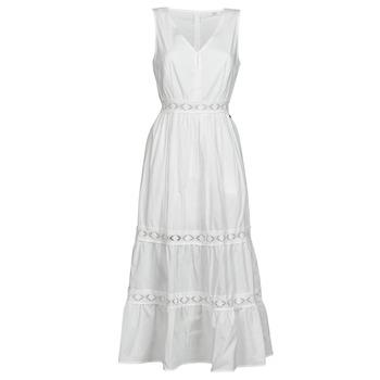 Oblečenie Ženy Krátke šaty Deeluxe MAEL Krémová