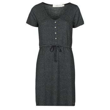 Oblečenie Ženy Krátke šaty Deeluxe ALINA Čierna