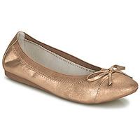Topánky Ženy Balerínky a babies Moony Mood ELALA Bronzová