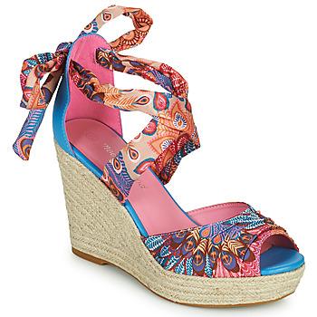 Topánky Ženy Sandále Moony Mood EFIRNIL Ružová