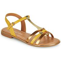 Topánky Ženy Sandále Moony Mood OSOM Žltá