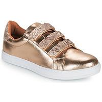 Topánky Ženy Nízke tenisky Moony Mood OCHIC Zlatá