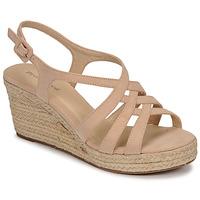 Topánky Ženy Sandále Moony Mood ONICE Svetlá telová
