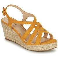 Topánky Ženy Sandále Moony Mood ONICE Žltá