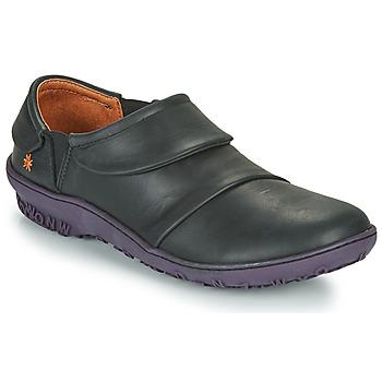 Topánky Ženy Polokozačky Art ANTIBES Čierna