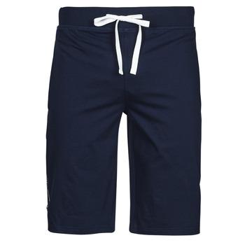 Oblečenie Muži Šortky a bermudy Polo Ralph Lauren SLIM SHORT Námornícka modrá