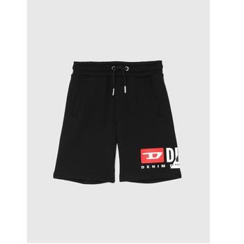 Oblečenie Chlapci Šortky a bermudy Diesel PSHORTCUTY Čierna